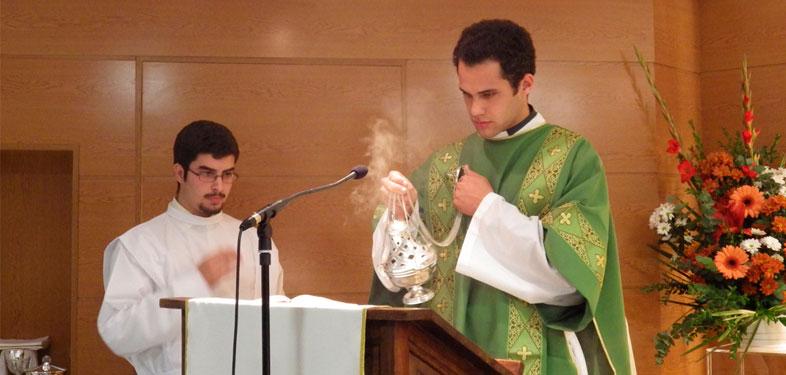 Diacono para Liturgia