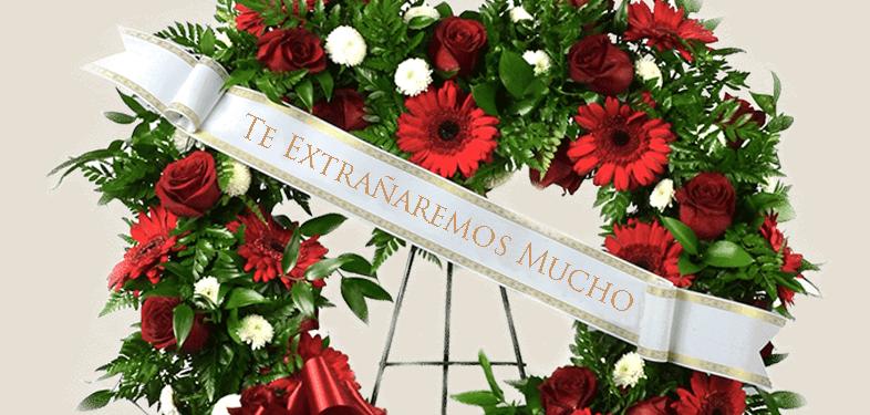 cinta funeraria