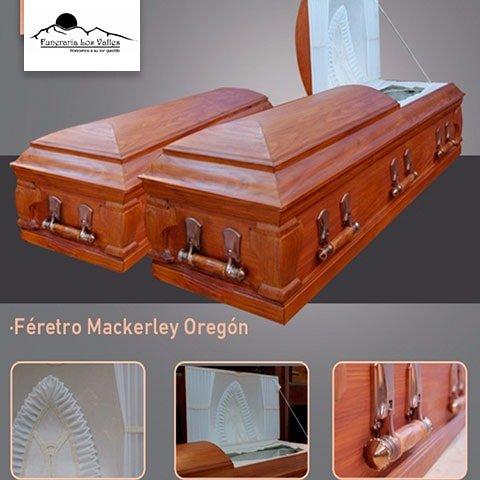 Urna Mackerley Oregón