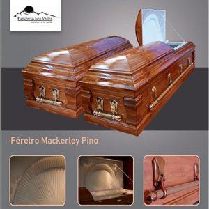 Urna Mackerley Pino