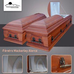 Urna Mackerley Alerce